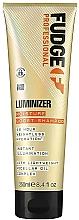 Voňavky, Parfémy, kozmetika Hydratačný šampón na ochranu farby farbených a poškodených vlasov - Fudge Luminizer Moisture Boost Shampoo