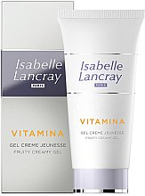 Voňavky, Parfémy, kozmetika Krém na tvár - Isabelle Lancray Vitamina Fruity Creamy Gel