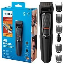 Voňavky, Parfémy, kozmetika Zastrihávač vlasov, MG3720 - Philips