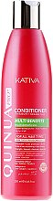 Voňavky, Parfémy, kozmetika Kondicionér pre farbené vlasy - Kativa Quinua PRO Conditioner