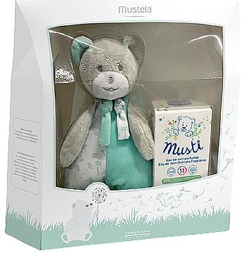 Mustela Musti - Sada (edt/50ml + toy)