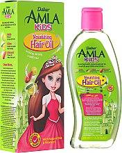 Voňavky, Parfémy, kozmetika Detský olej na vlasy - Dabur Amla Kids Nourishing Hair Oil