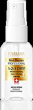 Voňavky, Parfémy, kozmetika Sprej na rýchle schnutie laku - Eveline Cosmetics Nail Therapy