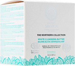 Voňavky, Parfémy, kozmetika Čistiaci olej pre normálnu a kombinovanú pleť - Natura Siberica The Northern Collection White Cleansing Butter