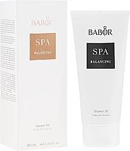 """Voňavky, Parfémy, kozmetika Sprchový olej """"SPA Balancing"""" - Babor Balancing Shower Oil"""