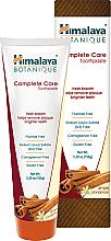 Voňavky, Parfémy, kozmetika Organická škoricová zubná pasta - Himalaya Herbals Botanique Complete Care Toothpaste Simply Cinnamon