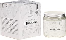 Voňavky, Parfémy, kozmetika Prírodná zubná pasta - Ben & Anna Natural White Toothpaste