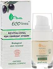 Voňavky, Parfémy, kozmetika Regeneračný očný krém - Ava Laboratorium Eco Linea Revitalizing Eye Contour Cream