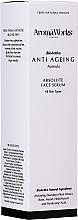 Voňavky, Parfémy, kozmetika Absolútne sérum na tvár - AromaWorks Absolute Face Serum
