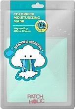 Voňavky, Parfémy, kozmetika Hydratačná látková maska - Patch Holic Colorpick Moisturizing Mask