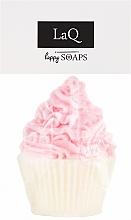 """Voňavky, Parfémy, kozmetika Prírodné mydlo ručne vyrábané """"Muffin"""" s višňovou vôňou - LaQ Happy Soaps Natural Soap"""
