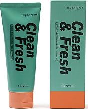 Voňavky, Parfémy, kozmetika Čistiaca pena na zúženie pórov - Eunyul Clean & Fresh Pore Tightening Foam Cleanser