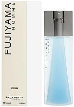 Voňavky, Parfémy, kozmetika Succes de Paris Fujiyama Homme - Toaletná voda