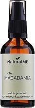 Voňavky, Parfémy, kozmetika Makadamiový olej - NaturalME (s dávkovačom)
