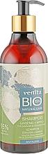 """Voňavky, Parfémy, kozmetika Bio-šampón """"Ženšen a jablko"""", regenerácia zafarbených vlasov - Venita Bio Natural Care"""
