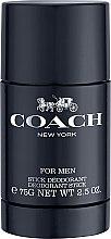Voňavky, Parfémy, kozmetika Coach For Men - Tuhý deodorant