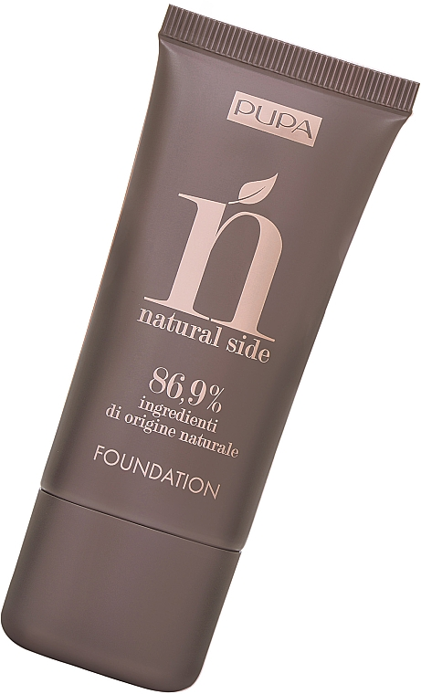 Make-up - Pupa Natural Side Foundation