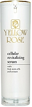 Voňavky, Parfémy, kozmetika Bunkové regeneračné sérum s kmeňovými bunkami - Yellow Rose Cellular Revitalizing Serum