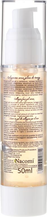 Pleťové gélové sérum - Nacomi Collagen Gel Anti-aging — Obrázky N2