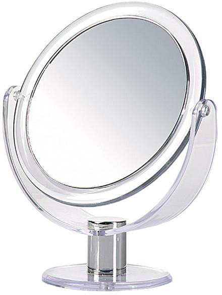 Zrkadlo stolové, okrúhle, obojstranné, 17 cm - Donegal Mirror