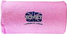 Voňavky, Parfémy, kozmetika Profesionálna lakťová opierka na manikúru, ružová - Ronney Professional Armrest For Manicure