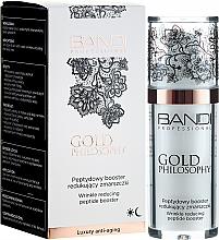 Voňavky, Parfémy, kozmetika Peptidový booster proti vráskam - Bandi Professional Gold Philosophy Wrinkle Reducing Peptide Booster