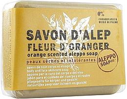 Voňavky, Parfémy, kozmetika Mydlo Aleppo s vôňou pomaranča - Tade Aleppo Orange Scented Soap