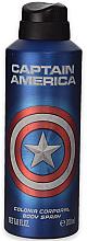 Voňavky, Parfémy, kozmetika Dezodorant - Marvel Captain America Deodorant