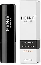 Voňavky, Parfémy, kozmetika Tint na pery - Henne Organics Luxury Lip Tint
