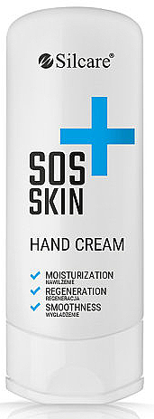 Krém na ruky - Silcare S.O.S. Skin Hand Cream