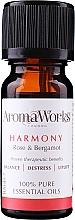 Voňavky, Parfémy, kozmetika Esenciálny olej - AromaWorks Harmony Essential Oil