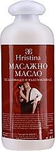 Voňavky, Parfémy, kozmetika Masážny olej na telo - Hristina Cosmetics Body Massage Oil