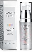 Voňavky, Parfémy, kozmetika Vyvažovací primer - Holika Holika Naked Face Balancing Primer