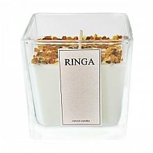 Voňavky, Parfémy, kozmetika Prírodná parfumovaná sviečka - Ringa Oud With Amber Candle