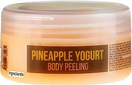"""Voňavky, Parfémy, kozmetika Scrub na telo """"Ananásový jogurt"""" - Hristina Stani Chef's Pineapple Yogurt Body Peeling"""