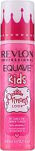 Voňavky, Parfémy, kozmetika Dvojfázový kondicionér pre detské vlasy - Revlon Professional Equave Kids Princess Look