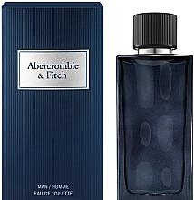 Voňavky, Parfémy, kozmetika Abercrombie & Fitch First Instinct Blue - Toaletná voda