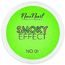 """Voňavky, Parfémy, kozmetika Neónový pigment na nechty """"Smoky Effect"""" - NeoNail Professional Smoky Effect"""