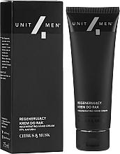 Voňavky, Parfémy, kozmetika Regeneračný krém na ruky - Unit4Men Citrus&Musk Revitalizing Hand Cream