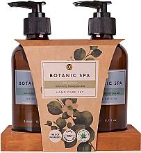 Voňavky, Parfémy, kozmetika Sada - Accentra Botanic Spa Hand Care Gift Set (h/lot/240ml + h/soat/240ml)