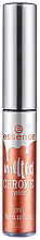 Voňavky, Parfémy, kozmetika Tekutá očná linka - Essence Melted Chrome Eyeliner
