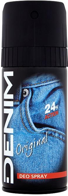 Denim Original - Deodorant v spreji  — Obrázky N1
