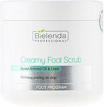 Voňavky, Parfémy, kozmetika Krém na nohy - Bielenda Professional Foot Paradise Creamy Foot Scrub With Almond Oil And Urea