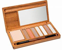 Voňavky, Parfémy, kozmetika Paleta očných tieňov - Alilla Cosmetics Nude Palette