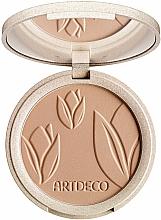 Voňavky, Parfémy, kozmetika Kompaktný púder na tvár - Artdeco Green Couture Natural Finish Makeup
