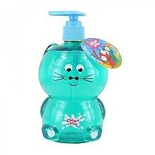 """Voňavky, Parfémy, kozmetika Detský sprchový gél """"Mačka"""" - Chlapu Chlap Bath & Shower Gel"""