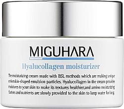 Voňavky, Parfémy, kozmetika Hydratačný krém na tvár - Miguhara Hyalucollagen Moisturizer