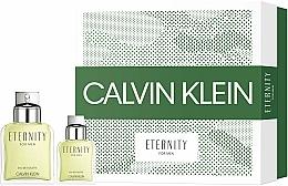 Voňavky, Parfémy, kozmetika Calvin Klein Eternity For Men - Sada (edt/100ml + edt/30ml)