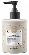 Voňavky, Parfémy, kozmetika Maska na vlasy na obnovenie farby - Maria Nila Colour Refresh Sand