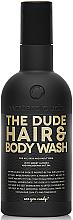 Voňavky, Parfémy, kozmetika Šampón a sprchový gél - Waterclouds The Dude Hair And Body Wash